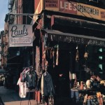 The Beastie Boys &#8211; Paul&#8217;s Boutique Corner in New York