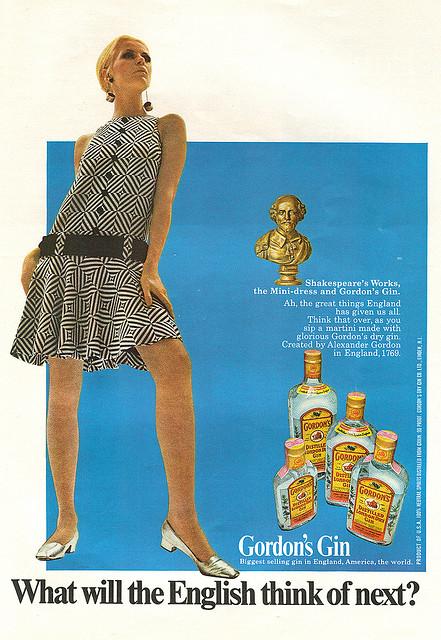 Gordons Gin advert