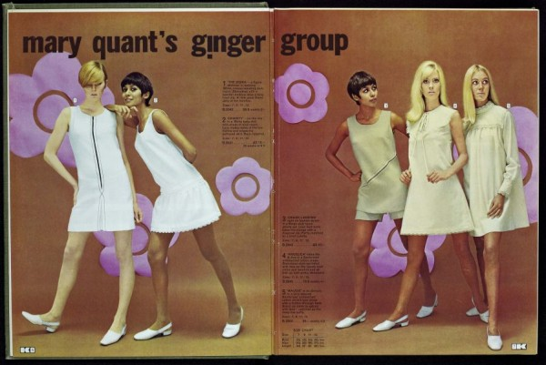 Kay Catalogue 1960s Mary Quant