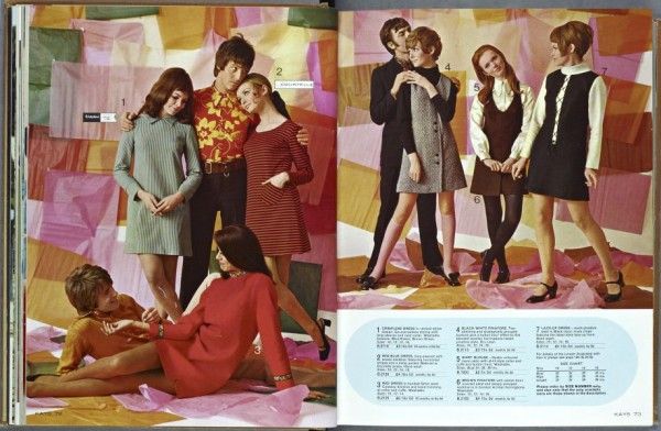 Kay Catalogue 1960s fashion