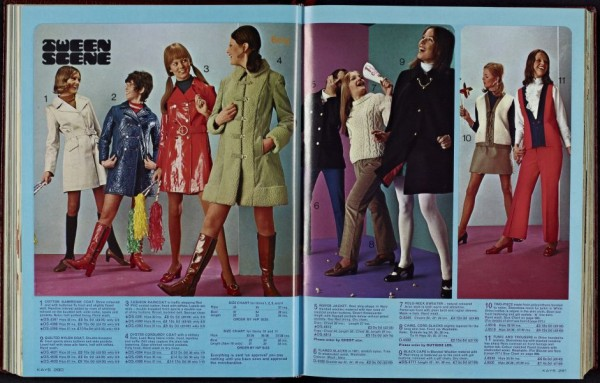 Kay Catalogue 1960s teens