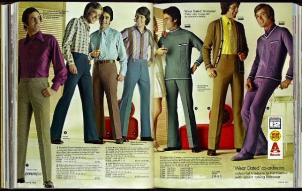 Kay Catalogue sixties menswear