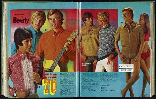 Kay Catalogue swinging sixties fashion