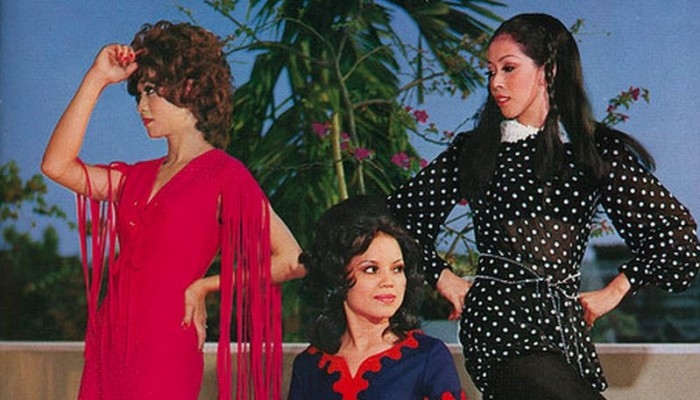 Swinging Siam - Thai Fashion Magazine 1968 - Voices of