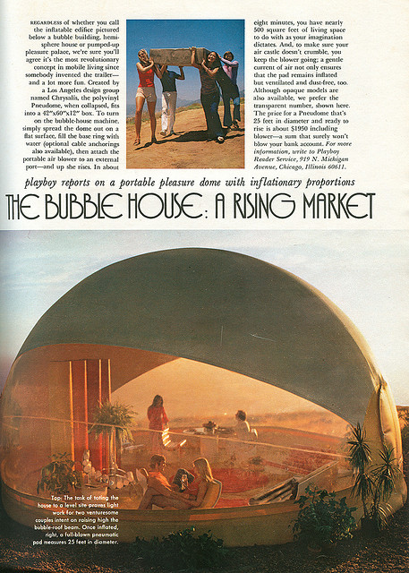 The Bubble House