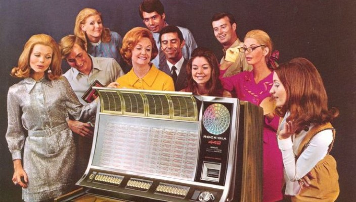 1960s jukebox