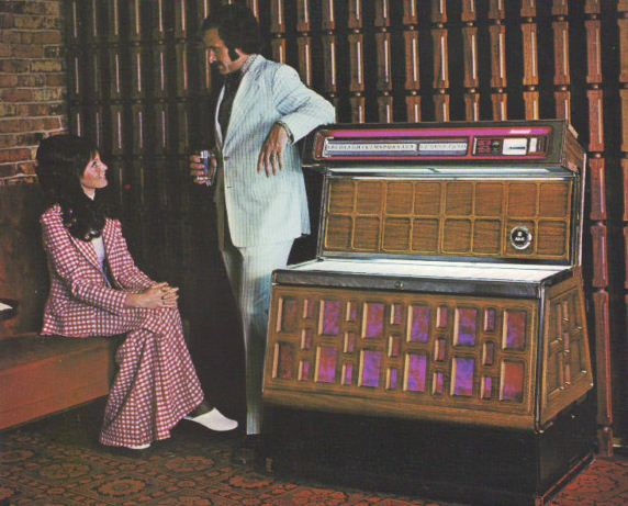 1970s Jukebox