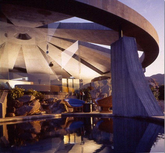 :Bond House John Lautner