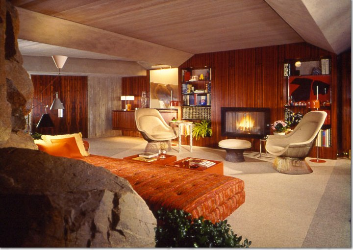John Lautner - James Bond