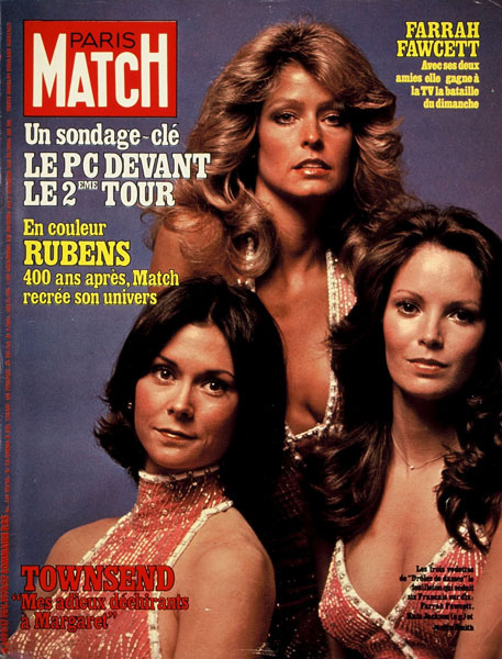 Charlies Angels Paris Match