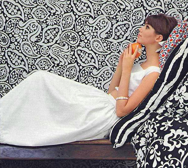 Colleen Corby Sixties Model