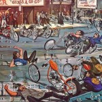 Meet The Outlaws &#8211; David Mann&#8217;s Biker Art