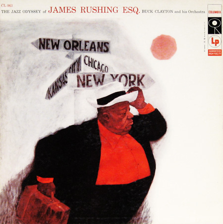 James Rushing