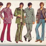 Menswear &#8211; Patterns From The Past
