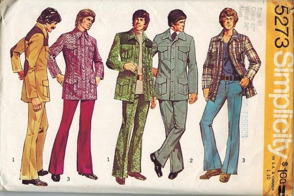 Menswear patterns from the past voices of east anglia