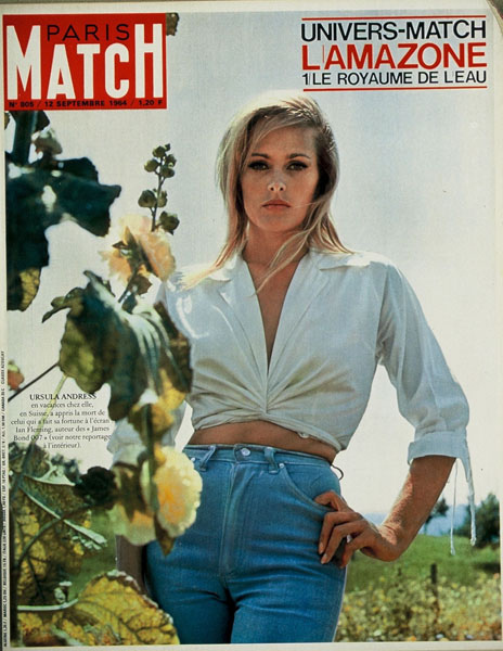 Paris Match 1964