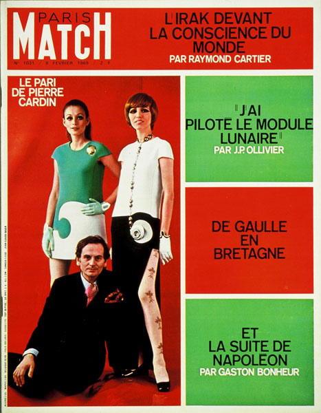 Paris Match Swinging SIxties