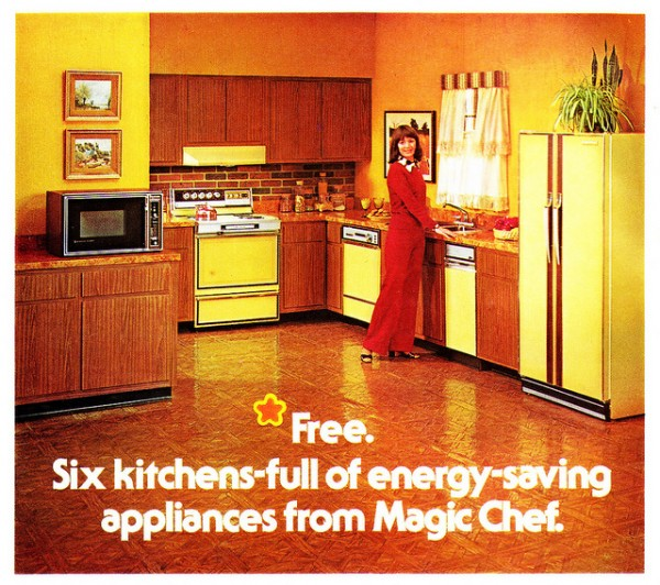 Seventies Kitchen