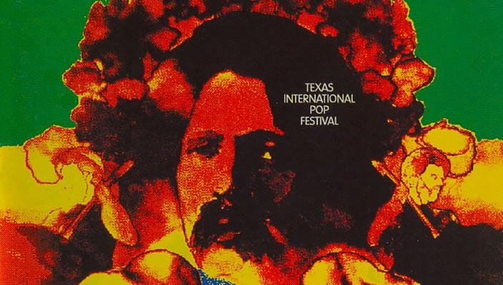 Texas International Pop Festival 1969 Programme Voices
