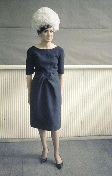 1960 Manchester Fashion Student