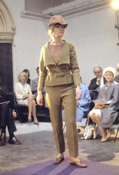 1965 Manchester Fashion Student