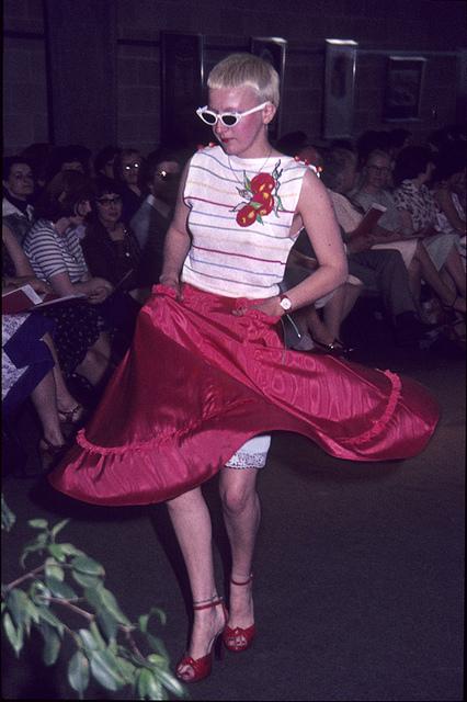 1976 Manchester Fashion Student