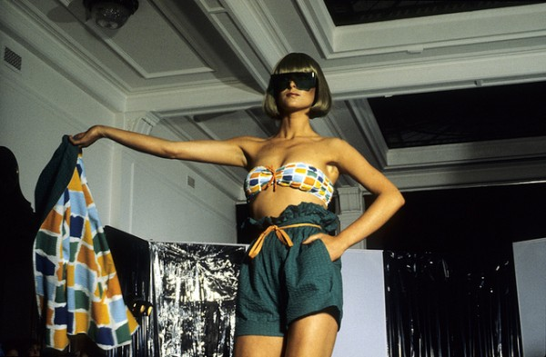 1980 Manchester Fashion Student Catwalk