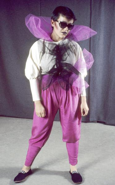 1980 Manchester Fashion Student