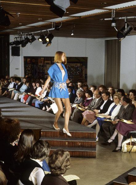 1982 Manchester Fashion Student