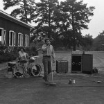 1970 – An Amateur Band Play By a Nearby Barn
