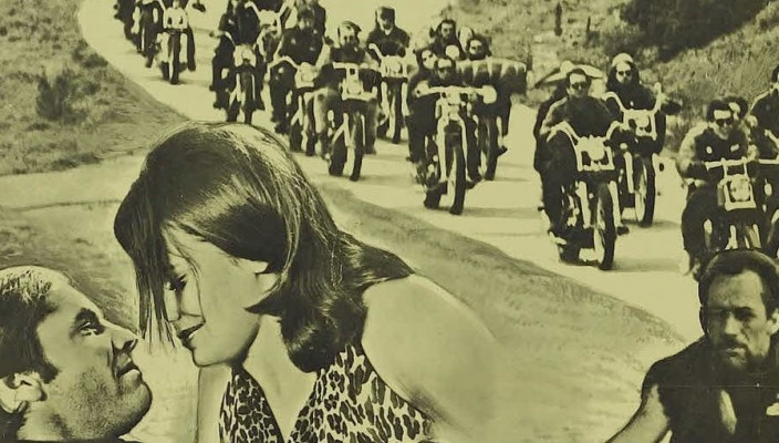 Biker Film Posters