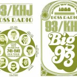 Boss Radio – Sixties and Seventies Promo Material