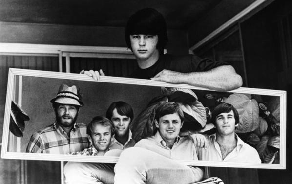 Brian Wilson Beach Boys 1966 The Beach Boys 1966 uk Tour
