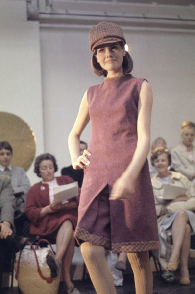 Manchester Fashion Student 1965