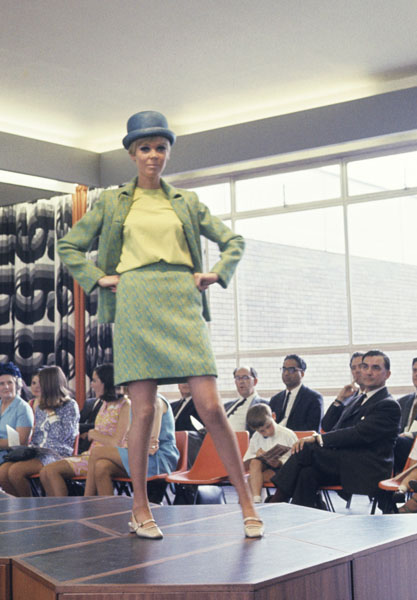 Manchester Fashion Student 1966