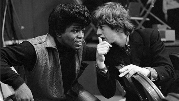 T A M I Show James Brown Versus The Rolling Stones