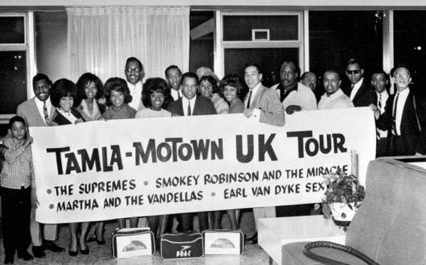 Soul on tour - 1960s and 1970s Concert Posters