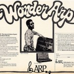 The Natural Choice – ARP Synthesizer