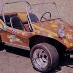Seventies Kustom Car Stickers