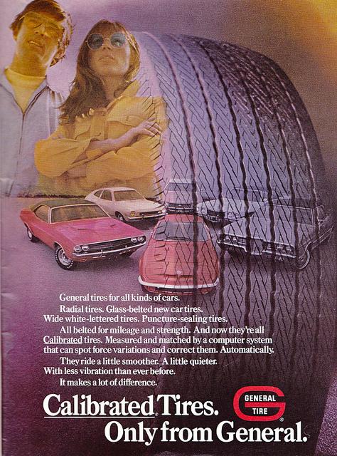 General Tire Advert