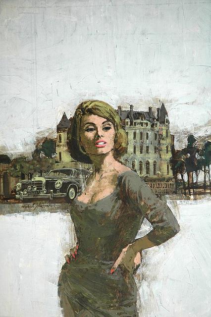 Michael Johnson Art