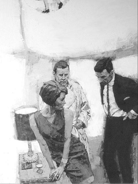Michael Johnson Art 008