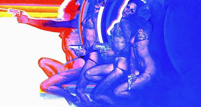 Michael Johnson Art 016