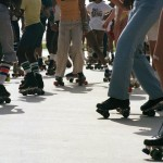 Venice Beach Roller Skaters of Seventy Nine