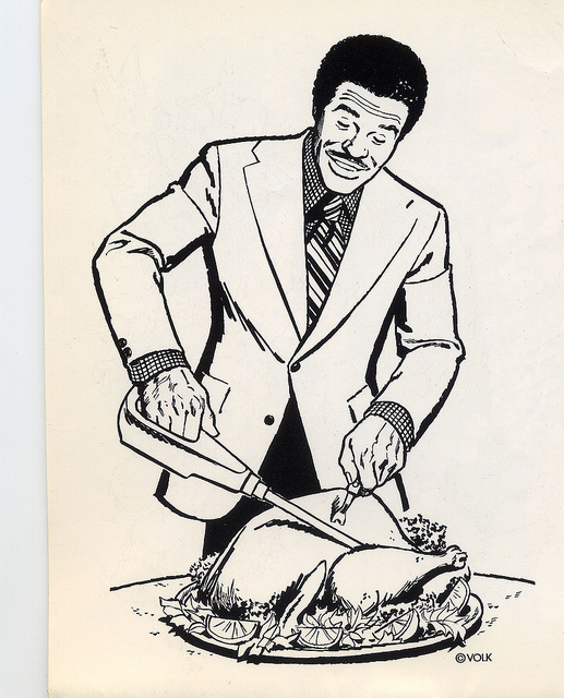 1970s cooking clip art