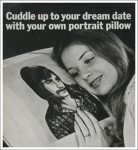 Dream Date Pillow