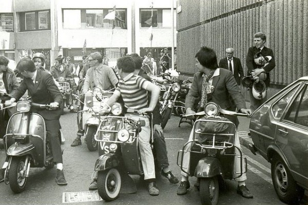 London Mods - Steppin Out in Seventy Nine