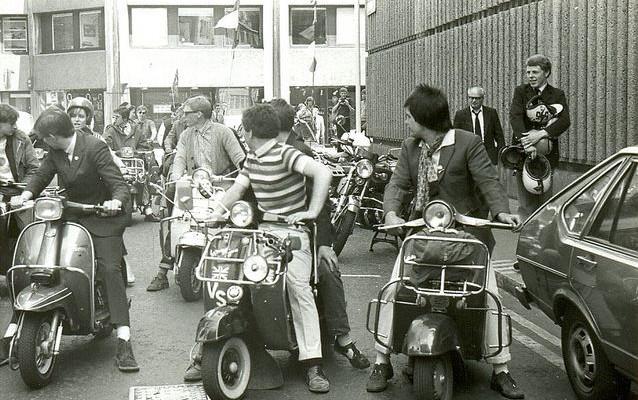 London Mods 1979