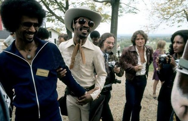 Stevie Wonder Listening Party