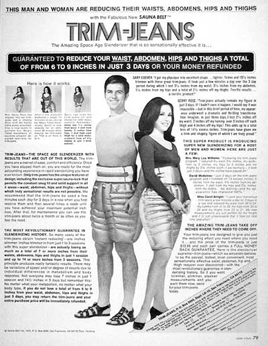 Trrim Jeans advert